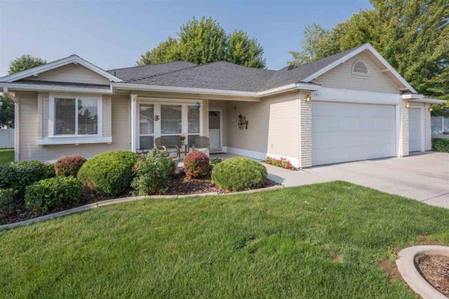 3417 W Kirkam Lane, Meridian, ID 83646 (MLS #98703849) :: Team One Group Real Estate