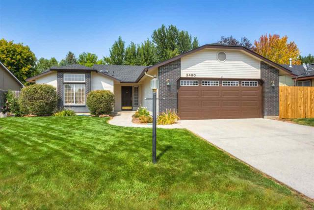 2490 E Grapewood, Meridian, ID 83646 (MLS #98703851) :: Team One Group Real Estate