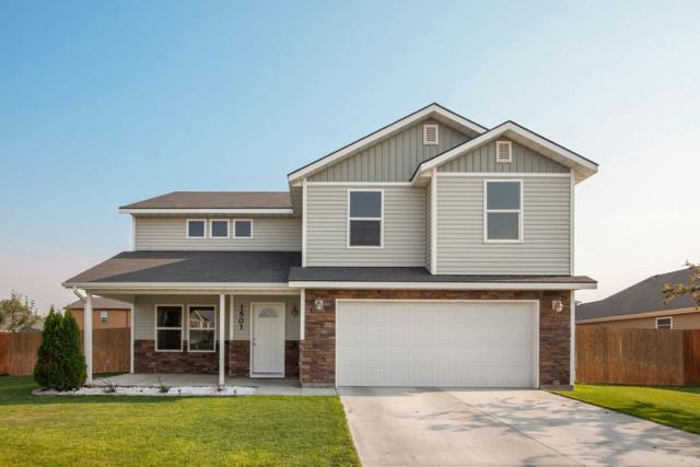 1501 W Bed Rock Ave, Nampa, ID 83651 (MLS #98703880) :: Team One Group Real Estate