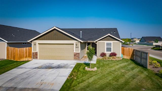323 Berrypark Pl, Caldwell, ID 83605 (MLS #98703954) :: Team One Group Real Estate