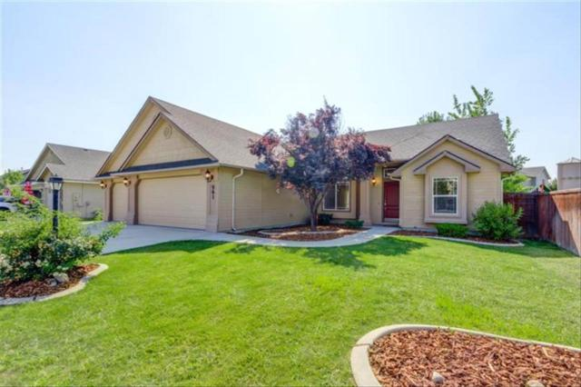 961 N Island Park Ave, Star, ID 83669 (MLS #98703957) :: Team One Group Real Estate