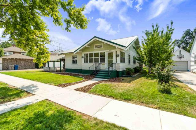 1011 6th Street South, Nampa, ID 83651 (MLS #98703960) :: Team One Group Real Estate