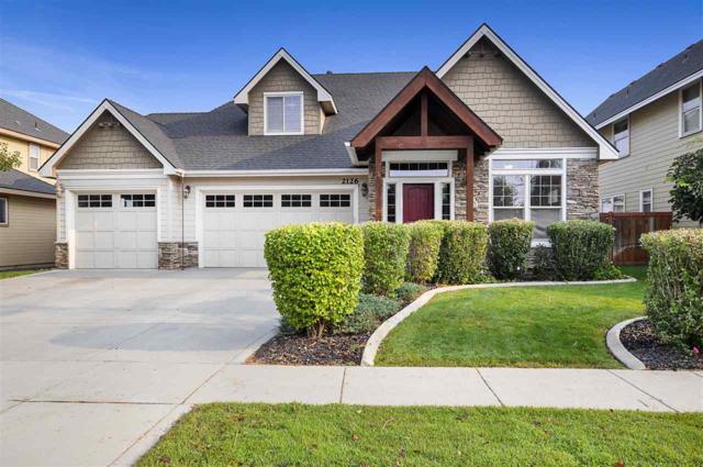 2126 W Boulder Bar Dr, Meridian, ID 83646 (MLS #98704005) :: Build Idaho