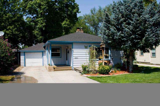 1211 10th Ave. South, Nampa, ID 83651 (MLS #98704039) :: Juniper Realty Group