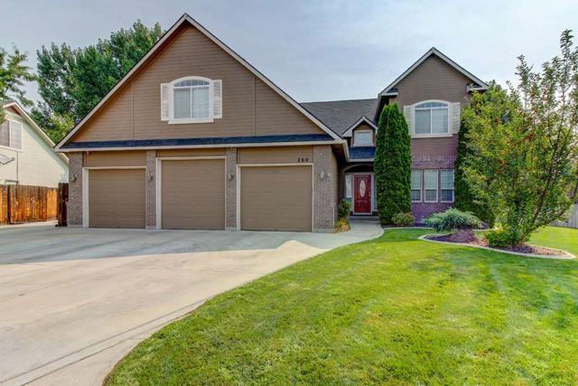 260 S Hobbs Pl., Eagle, ID 83616 (MLS #98704073) :: Jon Gosche Real Estate, LLC