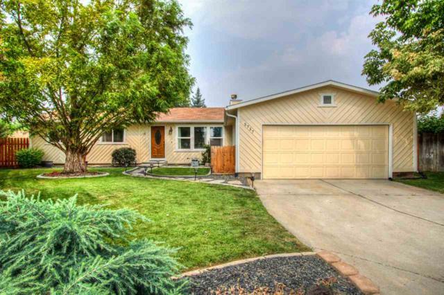 5737 N Milldam Pl, Garden City, ID 83714 (MLS #98704339) :: Team One Group Real Estate