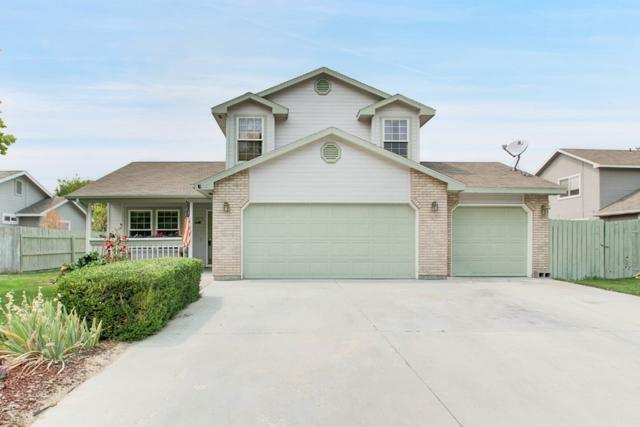 1827 N Eagle View St, Nampa, ID 83651 (MLS #98704384) :: Boise River Realty