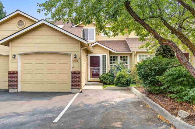 1657 E Boise Ave, Boise, ID 83706 (MLS #98704493) :: JP Realty Group at Keller Williams Realty Boise