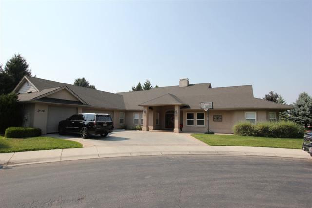 2436 E Nikki Court, Meridian, ID 83642 (MLS #98704552) :: Jon Gosche Real Estate, LLC