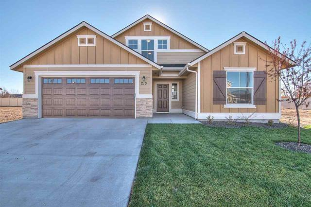 8237 E Conant St., Nampa, ID 83687 (MLS #98704775) :: Juniper Realty Group