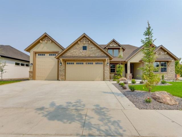 1485 N Longhorn Ave, Eagle, ID 83616 (MLS #98704795) :: Juniper Realty Group