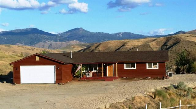 5 Sunburst Rd, Horseshoe Bend, ID 83629 (MLS #98705287) :: Full Sail Real Estate