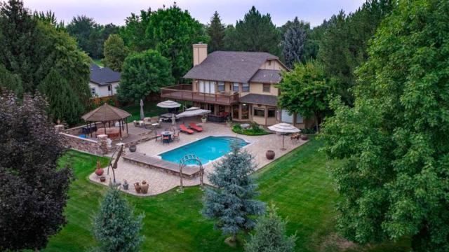 393 W Fordham Drive, Eagle, ID 83616 (MLS #98705329) :: Legacy Real Estate Co.