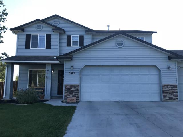 3322 S Rock Springs Way, Nampa, ID 83686 (MLS #98705442) :: Boise River Realty