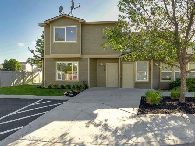 10994 W Garverdale Ln #101, Boise, ID 83713 (MLS #98705446) :: Ben Kinney Real Estate Team