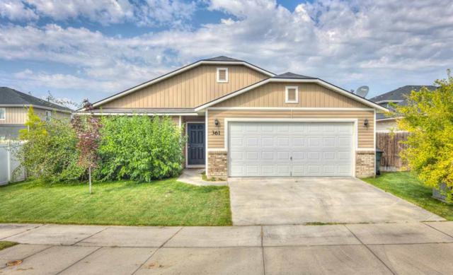 361 Winding Trail, Kuna, ID 83634 (MLS #98705454) :: Boise River Realty