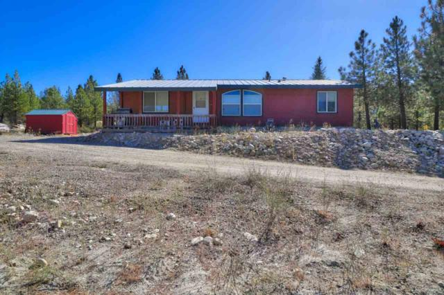 406 Elk Creek Rd, Idaho City, ID 83631 (MLS #98705517) :: Team One Group Real Estate