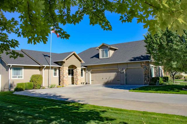 616 W Highland Ave, Nampa, ID 83686 (MLS #98705617) :: Juniper Realty Group