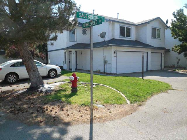 185 Sagebrush Ave., Mountain Home, ID 83647 (MLS #98705728) :: Juniper Realty Group