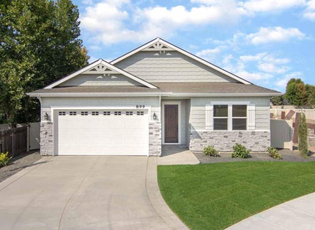 899 N Shadowridge, Eagle, ID 83616 (MLS #98705947) :: Broker Ben & Co.