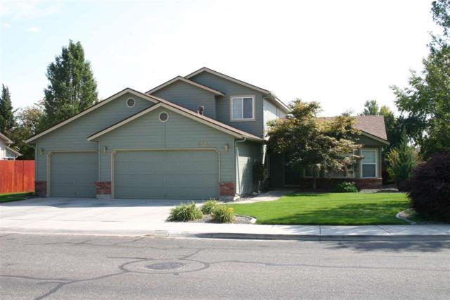 1283 E Borzoi, Meridian, ID 83642 (MLS #98705948) :: Jackie Rudolph Real Estate