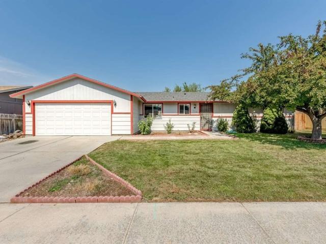 1012 W Chateau Ave, Meridian, ID 83646 (MLS #98705982) :: Full Sail Real Estate