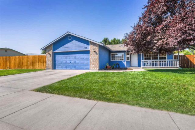 425 S Outfield Way, Meridian, ID 83642 (MLS #98705986) :: Juniper Realty Group