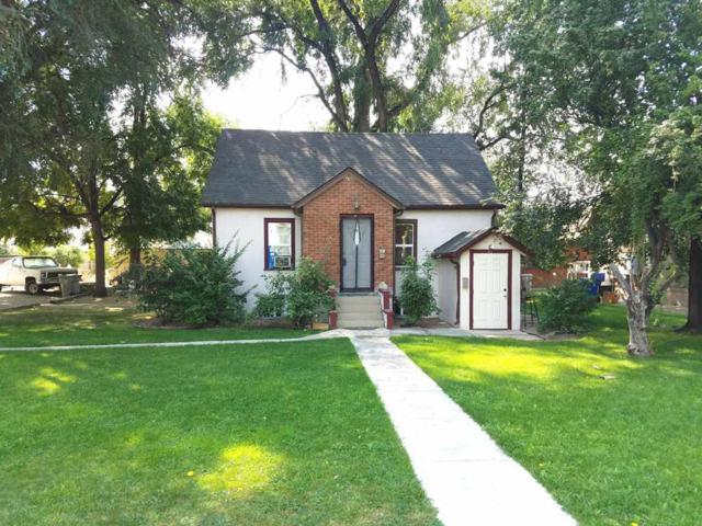 811 E Bird Ave, Nampa, ID 83686 (MLS #98706159) :: Build Idaho