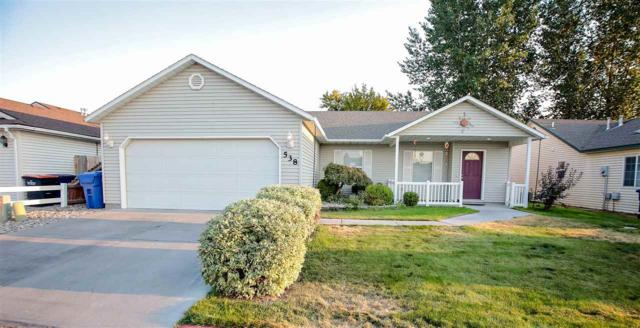538 Clover Ave, Twin Falls, ID 83301 (MLS #98706211) :: Zuber Group