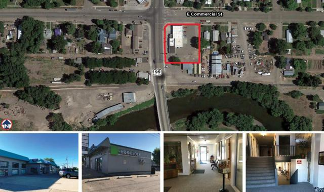 701 E Commercial Street, Weiser, ID 83672 (MLS #98706333) :: New View Team