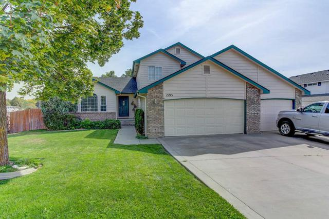 1595 E Peacock St., Meridian, ID 83642 (MLS #98706494) :: Jackie Rudolph Real Estate