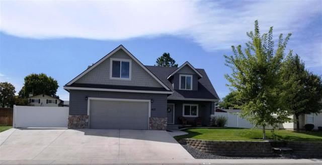 437 W Palmer Dr., Nampa, ID 83686 (MLS #98706553) :: Boise River Realty