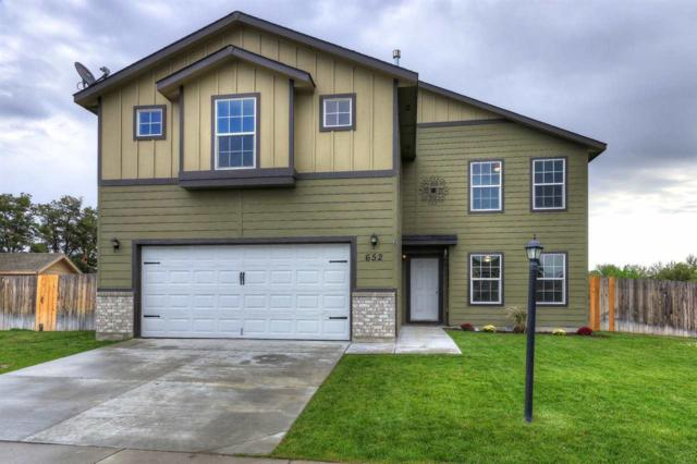 652 Condor Dr, Middleton, ID 83644 (MLS #98706590) :: JP Realty Group at Keller Williams Realty Boise