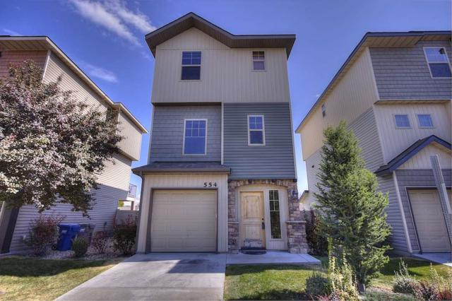 554 Pine Island Lane, Boise, ID 83709 (MLS #98706835) :: Juniper Realty Group