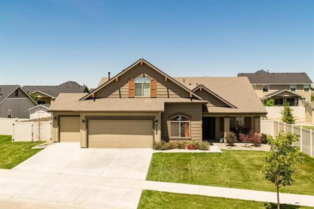 5798 W Rotherham Dr, Eagle, ID 83616 (MLS #98706841) :: Zuber Group