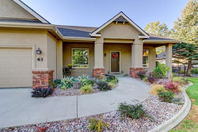 63 W Oakhampton Dr., Eagle, ID 83616 (MLS #98706852) :: JP Realty Group at Keller Williams Realty Boise