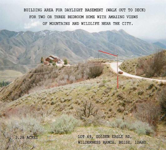 Lot 69 Wilderness Ranch, Boise, ID 83716 (MLS #98706968) :: Juniper Realty Group