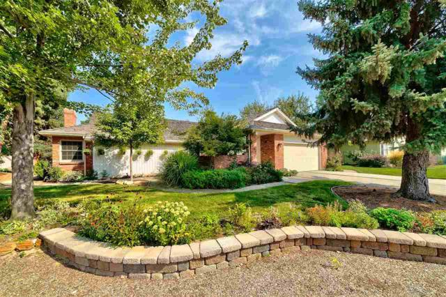 2964 S Falling Brook Way, Boise, ID 83706 (MLS #98707066) :: Build Idaho