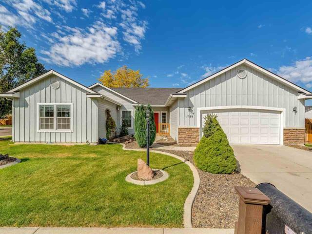 1189 Golfview Way, Meridian, ID 83642 (MLS #98707122) :: Jon Gosche Real Estate, LLC
