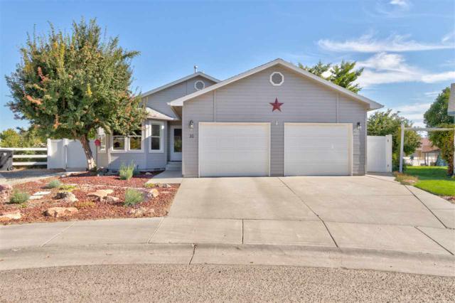 20 Birch Drive, Weiser, ID 83672 (MLS #98707141) :: Full Sail Real Estate