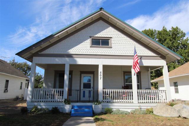507 N 6th St., Parma, ID 83660 (MLS #98707199) :: JP Realty Group at Keller Williams Realty Boise