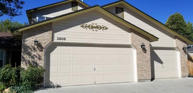 2609 San Marco Way, Nampa, ID 83686 (MLS #98707202) :: JP Realty Group at Keller Williams Realty Boise