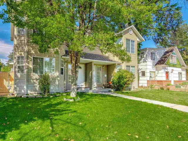 2712 & 2714 W Madison Ave., Boise, ID 83702 (MLS #98707255) :: Boise River Realty