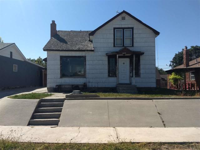 1020 Everett St, Caldwell, ID 83605 (MLS #98707257) :: Broker Ben & Co.