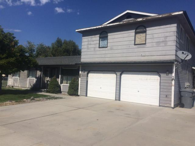 2430 Hillcrest Way, Nampa, ID 83687 (MLS #98707280) :: Boise River Realty