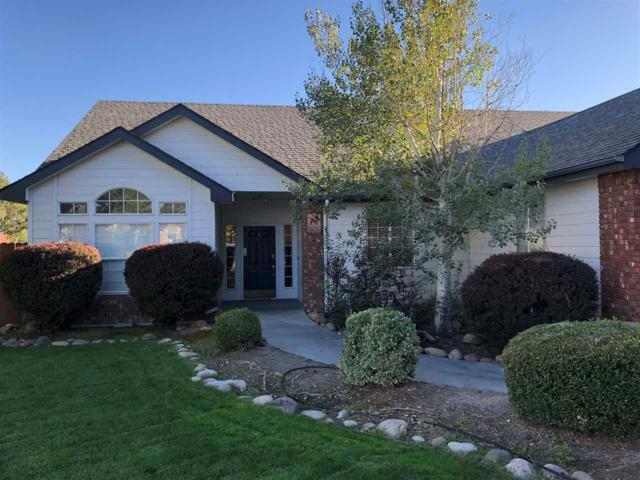 2969 E Gold Creek, Eagle, ID 83616 (MLS #98707293) :: Juniper Realty Group