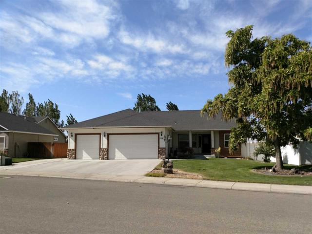 2581 S Skyview Dr, Nampa, ID 83686 (MLS #98707340) :: Juniper Realty Group