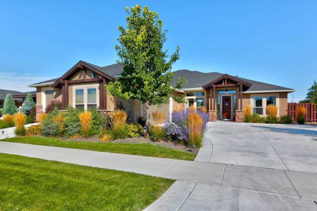 2911 S Fox Den Place, Eagle, ID 83616 (MLS #98707344) :: Jon Gosche Real Estate, LLC