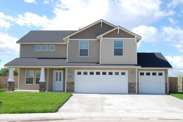 7903 E Quaker, Nampa, ID 83687 (MLS #98707360) :: Full Sail Real Estate