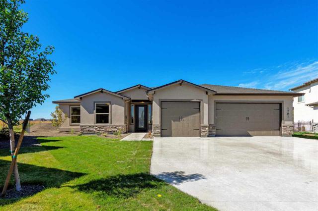 1701 N Monterossa Way, Eagle, ID 83616 (MLS #98707454) :: Juniper Realty Group